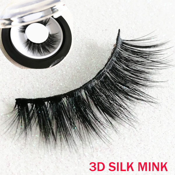 Hot sale newest styles high quality 3D faux Mink Hair Eyelashes Messy Sexy Eyelash Full Strip accept private label on stickers GR290