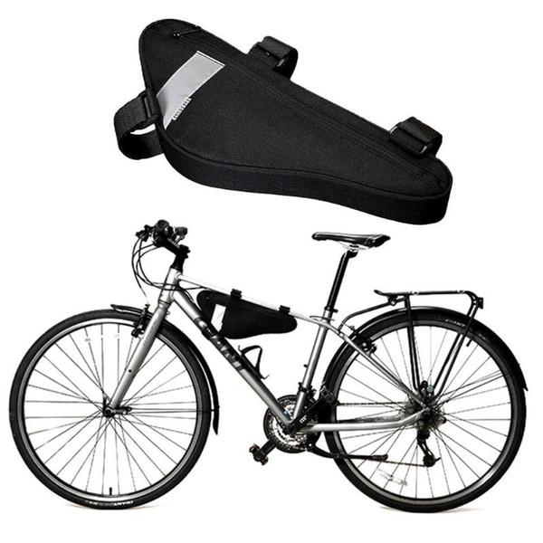 Bolso bicicleta triángulo impermeable marco bolso Ober tubo bolso Alforja viaje