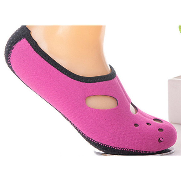 1 Pair Warmth Snorkeling Shoes Women Socks Dress Stockings SnorkelSuit Scuba for Water Sport Yoga Swim Sock YC882393