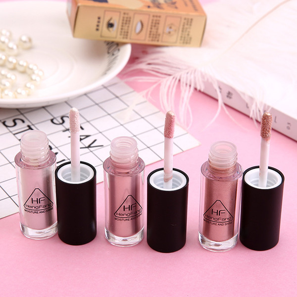 Liquid Highlighter Make Up Highlighter Cream Concealer Shimmer Face Glow Ultra-concentrated illuminating bronzing drop shipping
