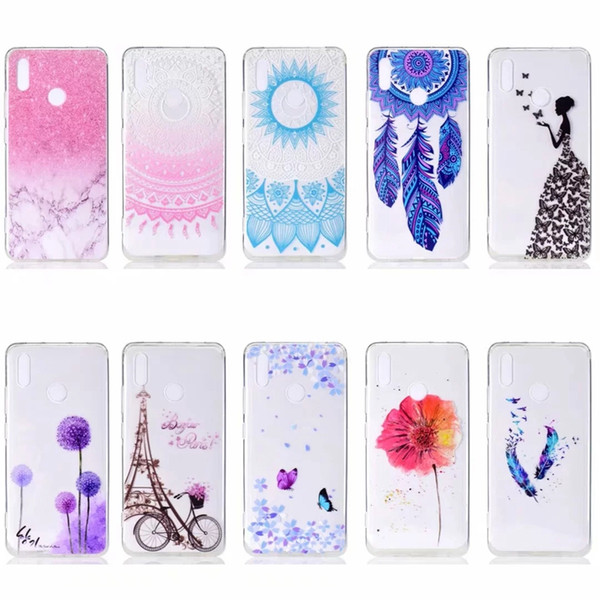 coque fille huawei y5 2019