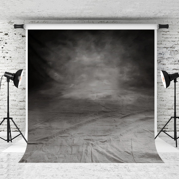 Dream 5x7ft Grey Abstract Photography Backdrop Texture Old Master Backdrops for Photographer Portrait Photo Background Studio Props