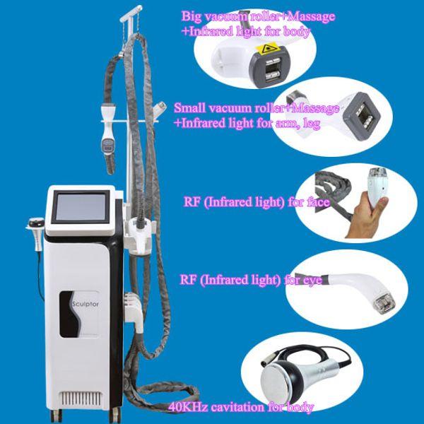 velashape vacuum roller cellulite reduction vacuum rf infrared roller massage slim ultrasonic lipo cavitation machine beauty products