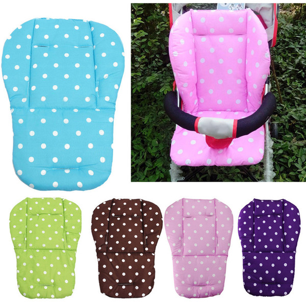 best selling Stroller Mat Baby Infant Stroller Seat Cushion Pushchair Cushion Cotton Mat Stroller Accessories