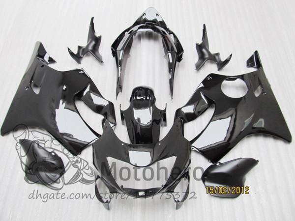 Injection molding Free Gifts Bodywork For HONDA CBR600 F4 1999 2000 CBR 600F4 99 00 CBR 600 F4 99-00 CBR600FS FS Fairing Kit All Black