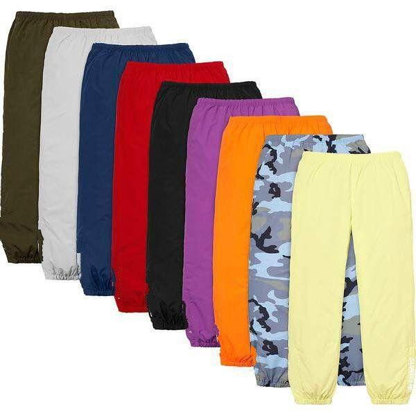 SPM Isınmak Pantolon Küçük Logo Retro Yüksek Sokak Moda Rahat Yüksek Kalite Erkekler Ve Kadınlar Çift Pantolon HFSSKZ046