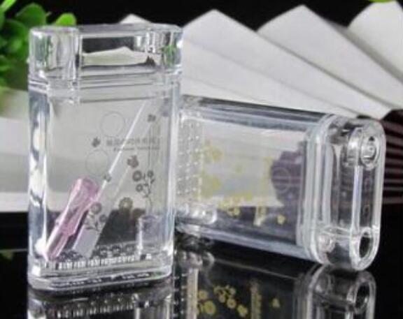 Narghilè - filtri in plastica acrilica ultra-silenziosi rimovibili mute Hookah gtfhg