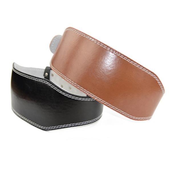 Cintura deportiva Cinturón para levantamiento de pesas Gimnasio para el ejercicio Goma para la espalda Brace Cinturón de apoyo Culturismo Gimnasio en casa Equipo de entrenamiento físico