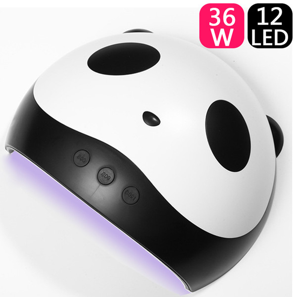 ViiNuro 36W Lamp Nail Dryer UV LED Lamp All For Manicure Sun Light Cure UV Gel Nail Polish USB Charge Art Tools For Design
