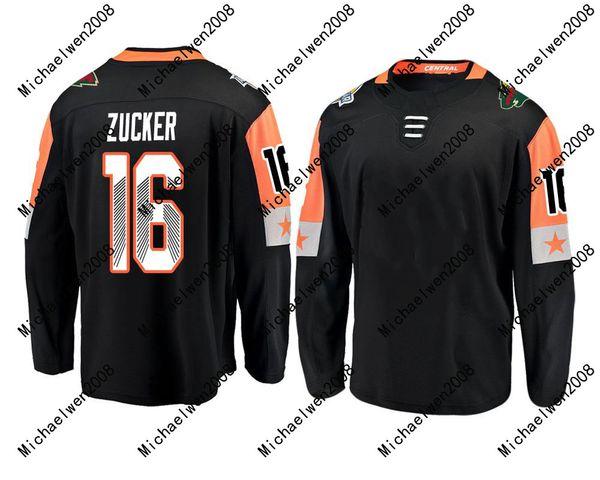 16 Jason Zucker