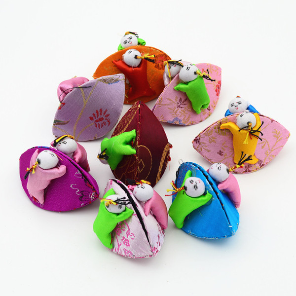 200 шт. ювелирные изделия дисплей организатор ювелирные изделия вышивка сумка китайский стиль монеты сумки коробка ювелирных изделий для подарка упаковки