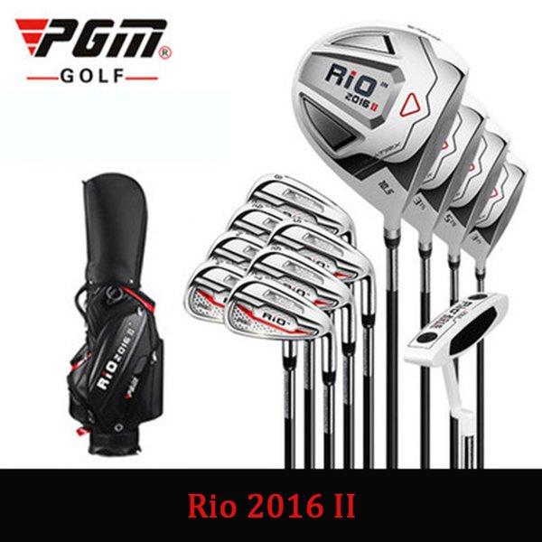 PGM NEW RIO 2016 II Men's Golf Clubs Complete Sets Golf Right Handed Clubs 4 Choices