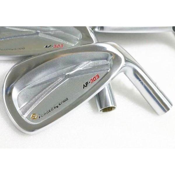 Golf head AF-303 Alta calidad Golf hierros head 4-9P clubs Hierros New Club Heads Envío gratis