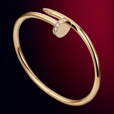 Fashion Limited silver rose gold diamond diseñador de lujo joyería pulseras de las mujeres pulsera de acero inoxidable con brazaletes de caja originales