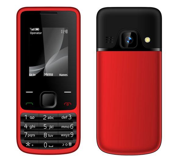 top popular 1.8Inch 6700 cell phones push-button Mobile Dual Sim Mobile Phone gsm Telefone Celular Cheap China Phone 2G GSM Elder Old Man No Smart Phone 2020