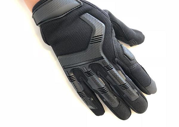 3 farben radfahren racing handschuhe Outdoor voller finger reiten handschuhe winter Mountain Road Fahrrad Anti-rutsch-schutzausrüstung