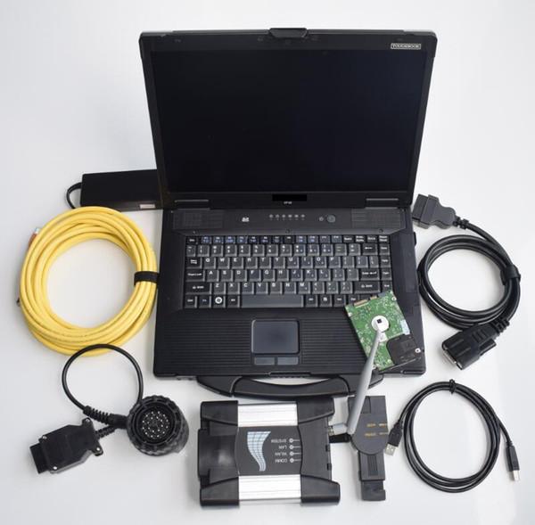 2019 ICOM NEXT WIFI New Generation Of ICOM A2 A3 with Soft-ware Expert Mode V2018.12 with cf-52 4gb Laptop WIFI ICOM