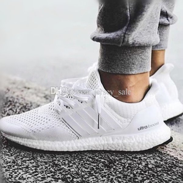 #12 Ultra Boost 2.0 Core White