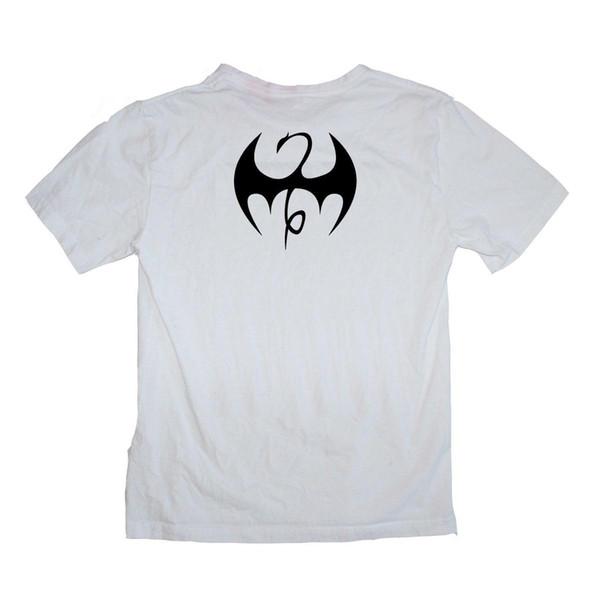 Ironfist Iron Fist Marvel Martial Arts Dragon Shirt Sizes S-XL Various Colours