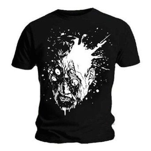 Resident Evil - Zombie Splash - Official Mens T Shirt Casual Men Clothing T Shirt Summer Tops Tees