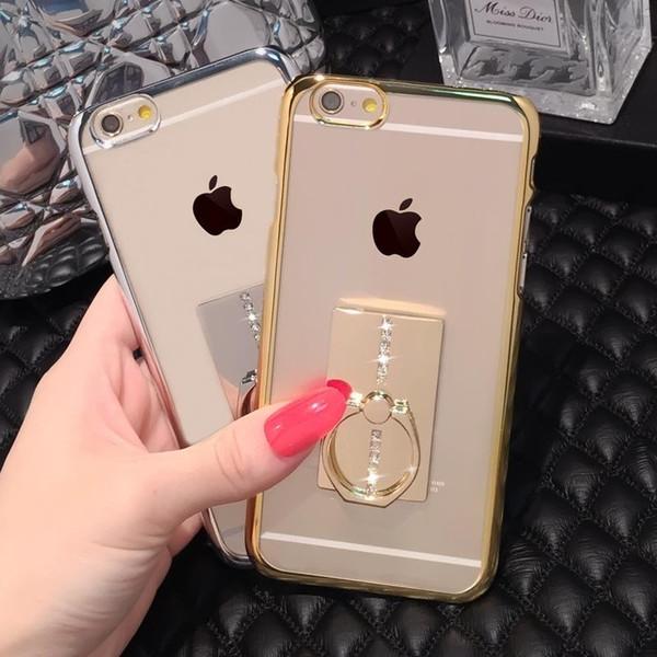 General Metal Finger Ring Stand Holder Mount Bracket For iPhone Cell Phone PSP e76