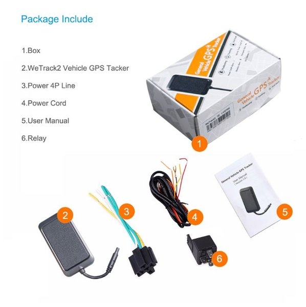 Top Quality Mini Vehicle GPS Tracker ,Remote cut-off (petrol/power), Multiple alarms ,9-90V voltage range For Car Motorcycle