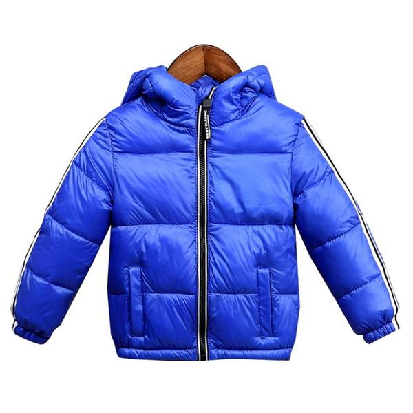 Çocuk pamuk-yastıklı ceket aşağı ışık pamuk 2018 çocuk giyim çocuğun ve kızların pamuk-yastıklı kış giyim