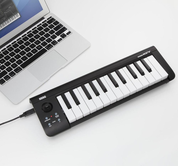 2018 Microkey25 Usb Midi Keyboard Controller Synthesizer Cable Drum  Electric Digital Piano Organ Musical Instrument Ipad Mac Pc From Haitan,  $157 81 |