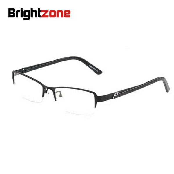 7a65b8219a Brightzone Anti Blue Radiation Optic Glasses style optical Brand Clear Male  Computer Glass Fashion Eyewear Frames Accessories