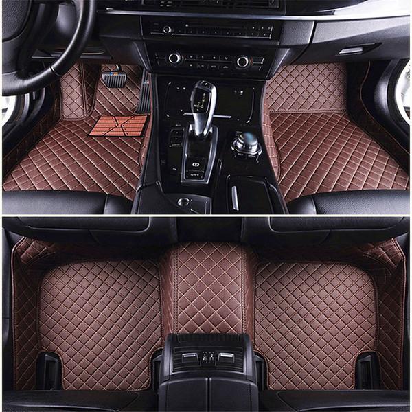 3D Luxury Custom Car Floor Mats for RENAULT KOLEOS KADJAR CAPTUR MEGANE FLUENCE 2015-2017 Alfombras Coche Alfombrilla Coche Car Mat