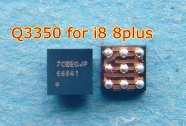 Completo originale nuovo Q3350 per iphone 8 8 plus più caricabatterie USB ricarica chip di chip 9 pin