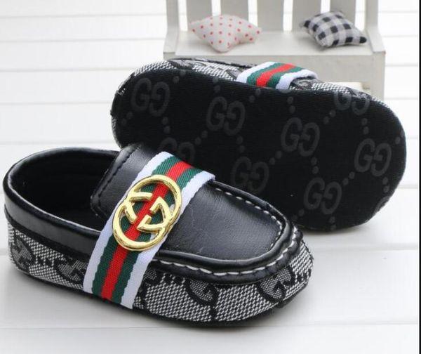 Hotsale İlkbahar ve Sonbahar Bebek Erkek Ayakkabı Yenidoğan Rahat İlk Walker Ayakkabı Bebek Prewalker Sneakers Ayakkabı