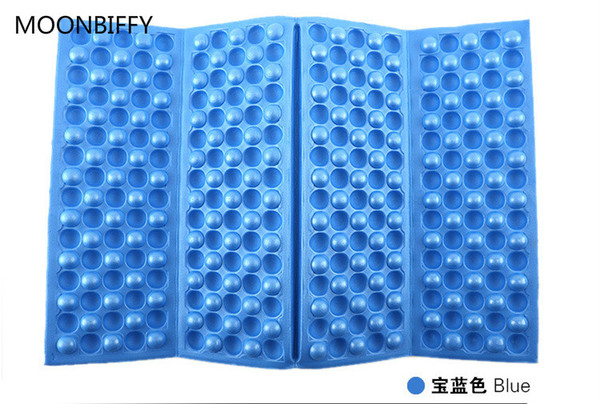 Foldable Folding Outdoor Camping Mat Seat Foam XPE Cushion Portable Waterproof Chair Picnic Mat Pad 5 Colors free shipping