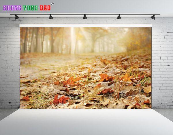 SHENGONGBAO Vinyl custom Scenery theme Vinyl Photography Backdrops Prop Custom Photography Background TTZP-60