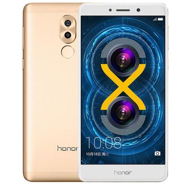 Оригинал Huawei Honor 6X Play 4G LTE Сотовый телефон 4 ГБ RAM 32 ГБ 64 ГБ ROM Kirin655 Octa Core 5,5