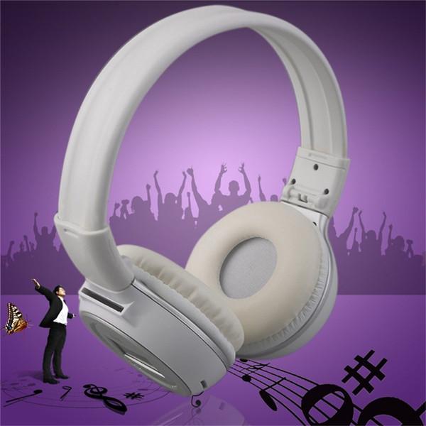 Original N65 Auriculares inalámbricos Plug Card Style Hi-Fi Digital Stereo Music Gaming Auriculares inalámbricos N65 Auriculares estéreo