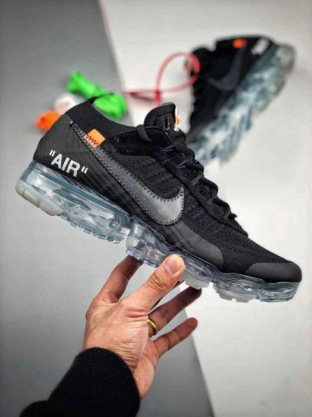 2018 Discount Vapors black white Flagship Casual Shoes New men women Vapores off Fast Furious runner fashion shoes Eur36-46