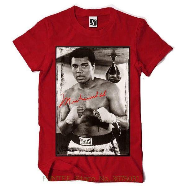 T Shirt Summer Famous Clothing Maglietta esclusiva da uomo - Ali Signature Design (Sb364)