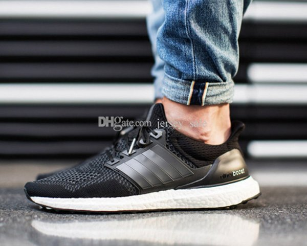 #13 Ultra Boost 2.0 Core Black