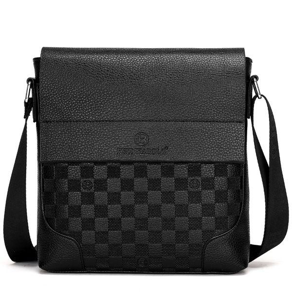 0fefda105a3f Business Man s Small Messenger Bags Men s Crossbody Bags Small Brand Man  Satchels Men s Travel Shoulder