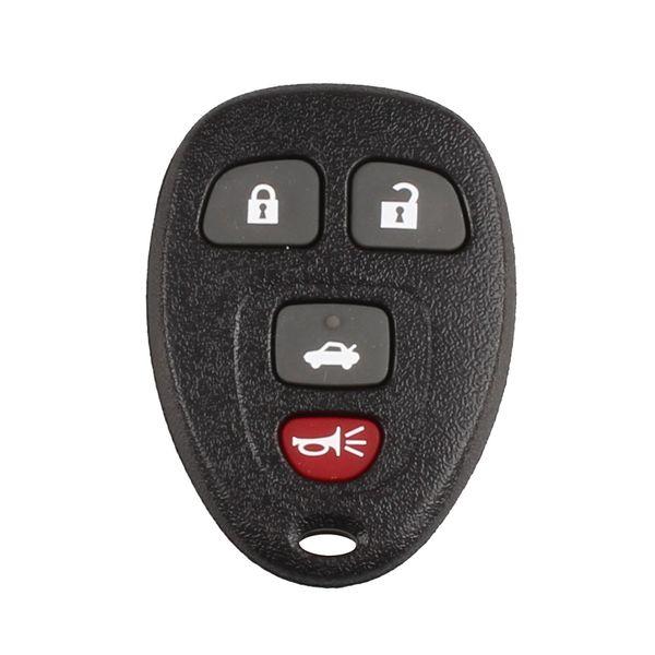 4-Tasten-Ersatz Keyless Entry Remote Key Fob Sender Clicker Beeper für Auto Buick