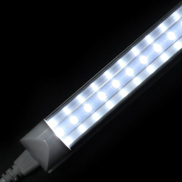 Lampade Led 220v.Vbs 0 6m T8 Led Tube Light Lampade Led Lampen 220v 110v Lampa Tubes 10w Smd2835 Aluminum Acrylic 1000lm W5w Led Bulb 12v Led Bulb From Lightlight
