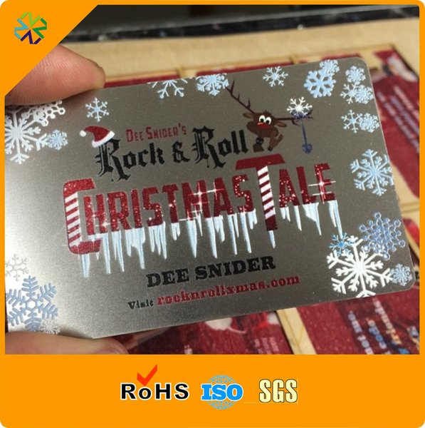 Hot 2018!!!factory price cutting out stainless steel material metal business cards
