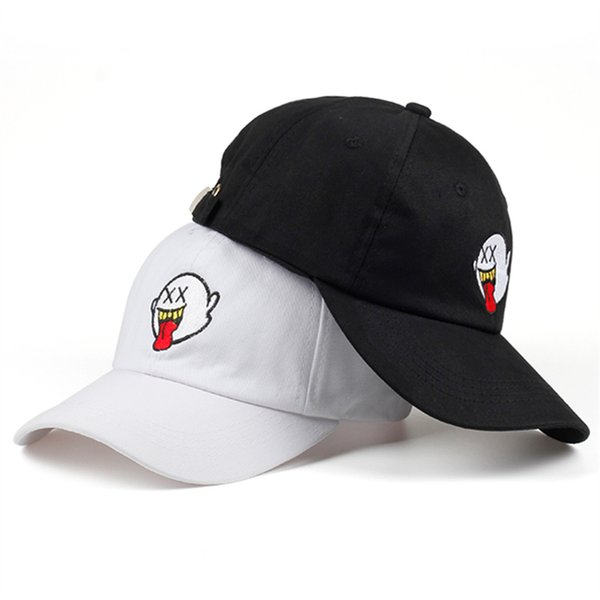 VORON Mario Ghost Hats The New Design Exclusive Release Dad Hat Men Women Baseball Cap Cartoon Lovers Snapback adjustab Hats