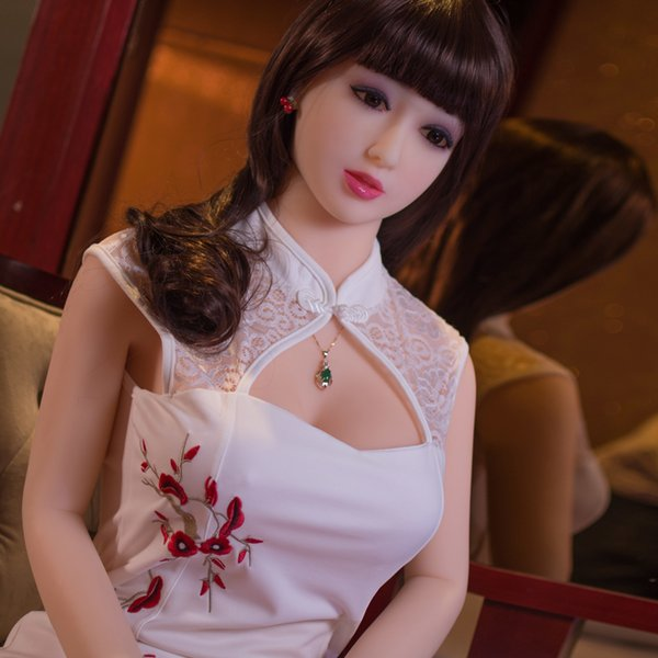 Asian Real sex doll mannequin realistic silicone sex dolls with skeleton soft vagina ass lifesize love doll adult sexy toy for men