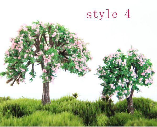 style 4 of 5cm apple tree
