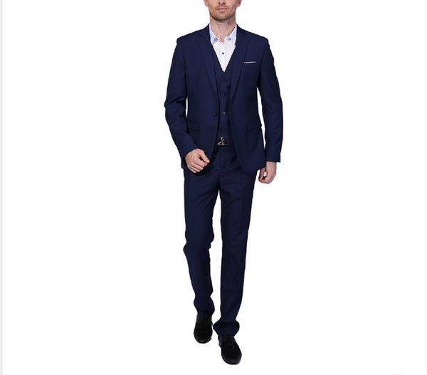 Großhandel 2018 Neue Männer Anzüge Marke Anzug Männer Smoking Party ...