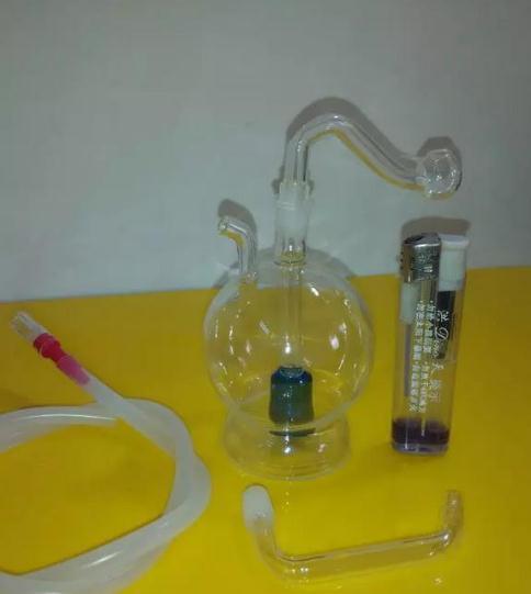 Neue Shaped Glass Shisha Stil Farbe Gelegentliche Lieferung Großhandel Glas Shisha Zubehör Glas Bongs Accessori