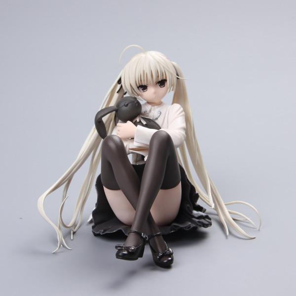 Großhandel Japan Anime Sexy Mädchen Kasugano Sora Koffer Ver. Cartoon Action Figure PVC Modell Spielzeug Puppe Weihnachtsgeschenk