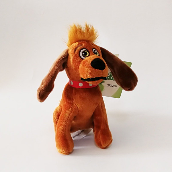 Grinch Stole Christmas Dog.2019 Hot Sale 18cm How The Grinch Stole Christmas Dog Plush Toy Stuffed Doll For Kids Best Holiday Gifts From Akye002 3 11 Dhgate Com